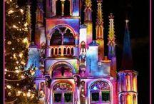 #♥ MERRY CHRISTMAS & HAPPY HOLIDAYS ♥ / ❇MERRY CHRISTMAS & HAPPY HOLIDAYS FROM SUZAN❇ / by Suzan Borden
