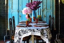 Dining Room tables / by Shawna Traba