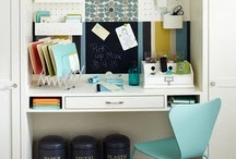 Desk Space / by Trish Cremeens
