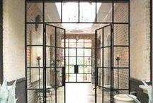 folding doors / public / by Michael Cruz