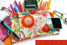 Zipper Pouches / Loads of zipper pouches, bags and clutch tutorials, ideas and inspiring fabric combinations / by quilary