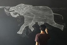 Chalk Dust / by Dayna McPherson