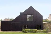 Adventures in Architecture  / For the home front - Inside and Out / by The Woodsfolk & Down To The Woods