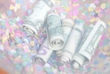 birthday ideas / by Tiffany Collins