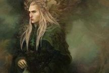 Woodland Realm & Elven / by Medieval Muse