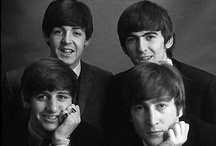 John, Paul, George & Ringo / by Carol Ann