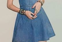 Denim / What to do with all that denim / by Katelynd Wolf