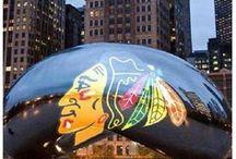 My Favorite Town Chicago  / by Rebekah Meier