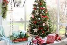Christmas / My all time favorite Holiday.  I go completely overboard with decorating for Christmas.  I typically have to take vacation time to get all my decoration up and down.  Yep, it is that bad. / by Judine Pottmeyer