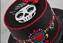 Cake or Death? / I make cakes for fun.  This is an assortment of cakes I find interesting.  I did not make these, but I sure would like to try. / by Judine Pottmeyer