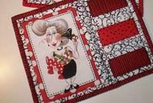 Creative Mug Rugs / by 'Valarie' Phillips