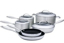 CHEF'S TOOLS: Induction-friendly Cookware / While there are now many lines of cookware which work on induction cooktops, these are the highest quality brands -- the ones that, if properly cared for, will last not just a lifetime but 2 or 3 generations.  / by KansasKate