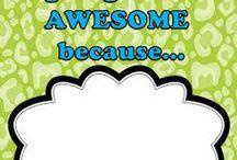 For My Teacher Friends / Cool things I've seen that would benefit my teacher friends / by Lynda SLP123