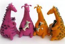 Giraffes / by Wendi Gratz