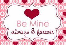 •b•my•valentine• / by {shanda}
