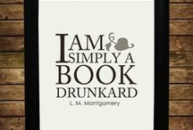 Books and about books... / My sister taught me to love the library and I have always loved books / by Linda Visser