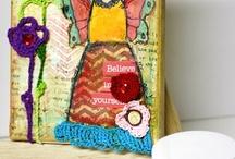 CHRISTY TOMLINSON by UNITY / by Unity Stamp Company, Angela Magnuson