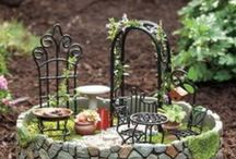Garden and gardening / by Gillian Golding