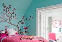 Kids' room decor / by Michelle Maffei