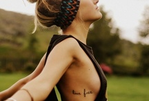 boho hippie / by Becca