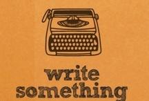 Writer's Crampspasms / Something. . . . See. I wrote something. / by Chris Deanne