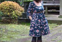 Washi dress / by Gillian Golding