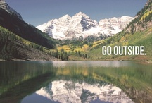Go Outside / by Michael Cook