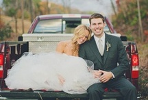 weddings inspiration ♥ / by Carolyn Ashleigh