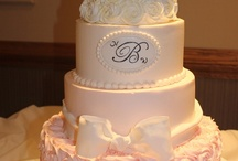 Wedding Cakes / by Burgundy Basin
