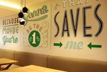 Typography - inspirations / by Diagramm Design Studio