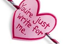 My Valentines, Leprechaun and Firecracker! / by Krista Bramon