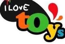 I Love Toys!!!  / by Erin Luckhurst
