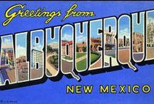Destinations // Albuquerque / Fly to Albuquerque non-stop from San Diego International Airport aboard Southwest Airlines. / by San Diego Airport