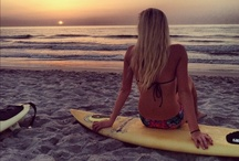 Down By the Sea / Celebrating the laid back beach lifestyle / by TorontoGirlWest