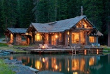 Cozy Cabin / by TorontoGirlWest