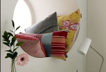 Window Seats / I love windows seats and nooks - perfect for curling up with a book  / by Lorna Sixsmith