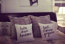 home sweet home / by Renee' Hamilton