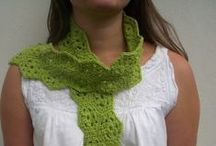 Made with Yarn / Crocheting and knitting tips - from easy crocheting granny squares to complicated knitting patterns / by Lorna Sixsmith