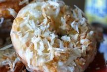 Donuts, I love you / by Tanya Schroeder @lemonsforlulu.com