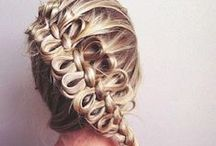 hair and beauty / by Emily Reaume