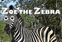 "Zoe the Zebra / A young zebra named Zoe living in the African bush joins forces with animal friends to protect their mutual friend Wally the Warthog from being bullied by a pack of hyenas. Book three in the World Adventurers for Kids Series, ""Zoe the Zebra"" is an illustrated story inspired by the author's safari adventures when he lived in Zambia. Fun for kids and adults alike, the story teaches children how to handle bullies. ""Zoe the Zebra"" was published on June 1, 2013, and is available at www.mgedwards.com. / by M.G. Edwards"