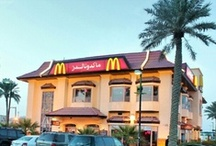 Welcome to McDonald's / #McDonalds #McDonaldsArabia stores around the world / by McDonald's Arabia