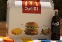Sharing / by McDonald's Arabia
