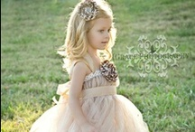 Flower Girl Dresses / by Meredith Bassford