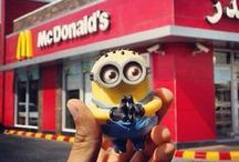 Minions / by McDonald's Arabia