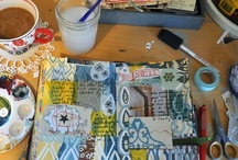 journal pages i love x / by Tammy Salter