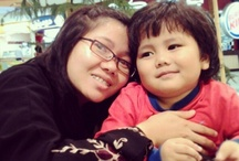 MY BABY  / i love kids, and i'm grateful that i was blessed a bubbly one!! / by Hazel Ordoñez