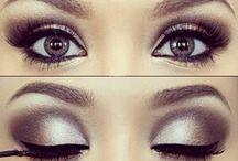 makeup & beauty / by Casey Leisz