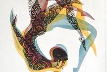 illustration / by Nancy Carter