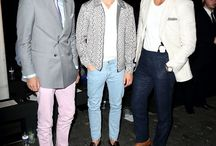 Style & Fashion / menswear, styling, and accessories  / by Nick Puccio